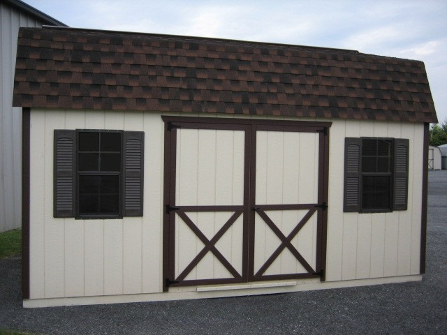 Amish Storage Sheds Pa Nj Vinyl Storage Sheds Backyard